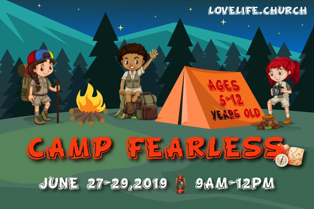 Kids Camp at love life church